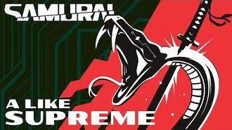 Cyberpunk 2077 – A Like Supreme by SAMURAI (Refused)