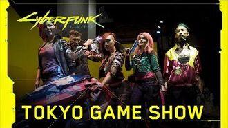 サイバーパンク2077 - 東京ゲームショウ2019 ダイジェスト映像