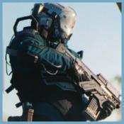 Armes dans Cyberpunk 2077