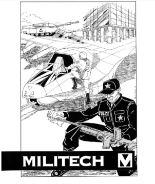 Militech 2020