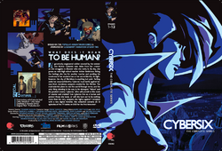 Cybersix The Complete Series