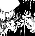 Gengis touching cybersix's face 1