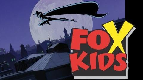 Cybersix Opening Theme US FoxKids Version