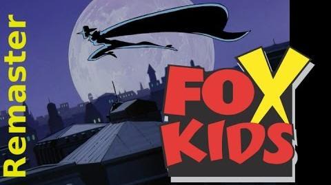Cybersix Opening Theme US FoxKids Remaster