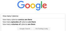 How many cybersix...
