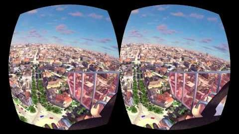 Cyber Space - A ride for the Oculus Rift-0
