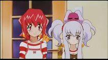 Hibari and tsubame