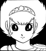 Dinah manga