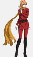 RE003 uniform