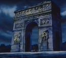 The Demon of the L'Arc de Triomphe