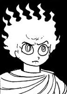 Apollo manga