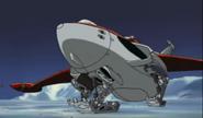Dolphin 2001 Landing gear