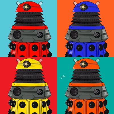 Warhol dalek copy