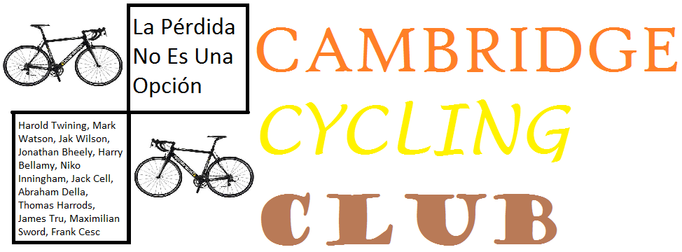 Cambridge Cycling Club Crest Png Cycling Official Wiki