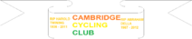 Cambridge Cycling Club Crest 2013 Season Onwards