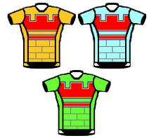 OCM Vuelta shirts