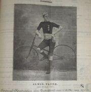 De Kampioen (Alg.Ned. Wielrijdersbond) - 1892