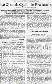 La Presse 1911-08-06
