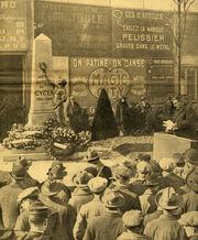 Monument Neuilly-sur-Seine Le Grand Hebdomadaire illustré