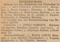 Sportwereld 1914-07-07