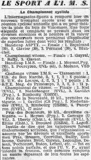 La Presse 1911-07-25