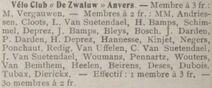 Revue vélocipédique belge 1909-08