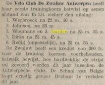 Revue vélocipédique belge 1910-04