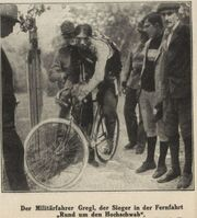 Gregl Franz 1914
