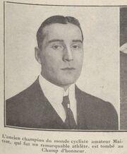 Maitrot Emile La vie en grand air 1916-12-15