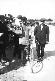 Lafourcade François Bordeaux-Paris 1911