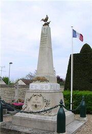 Flins-sur-Seine Monuments aux Morts
