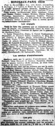 Journal de Roubaix 1909-05-01
