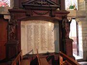 Herdenkingsplaten Kerk Sannois 01