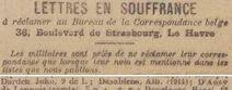 Le courrier de l'armée 1915-05-04