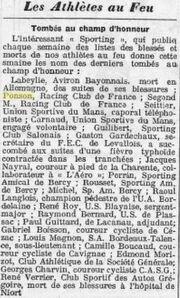 La Presse 1915-02-28 overzicht OVL