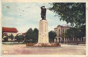 Monument Annemasse