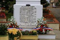 Villebrumier Monument aux Morts 5