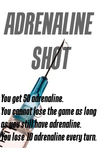 Adrenaline Shot