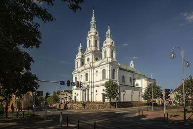 SM Radomsko Kościół św Lamberta (1) ID 614012