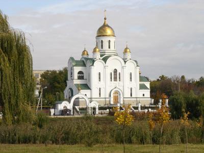 Church in Tiraspol