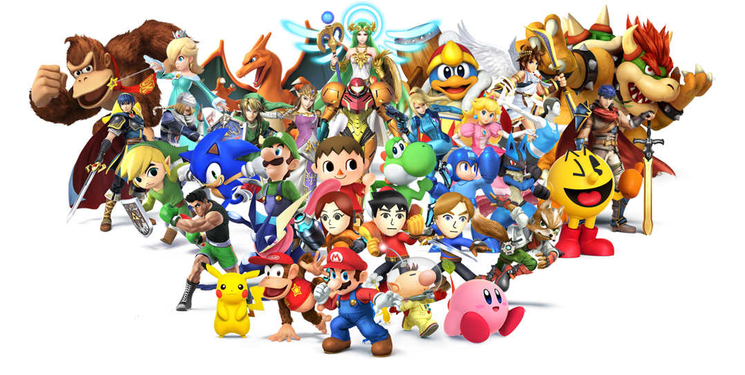 Super Smash Bros Wii U 3ds Wallpaper By Seancantrell D68odyz