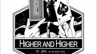 【高音質】Higher and Higher - Jiro【Cytus II】