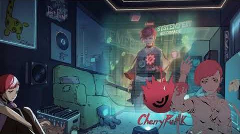 Cytus II Cherry MELOIMAGE - SYSTEMFEIT
