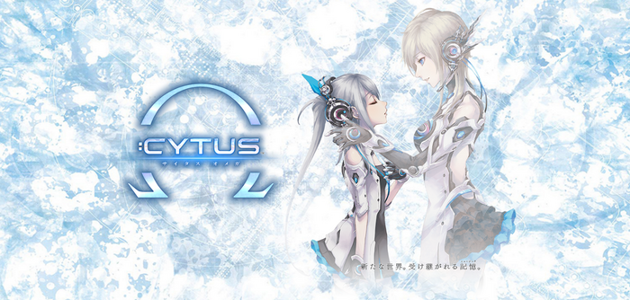 Cytus Omgea Title