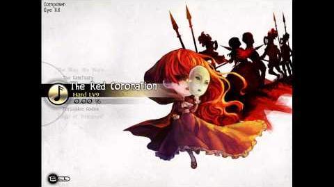 Deemo - Knight Iris - The Red Coronation