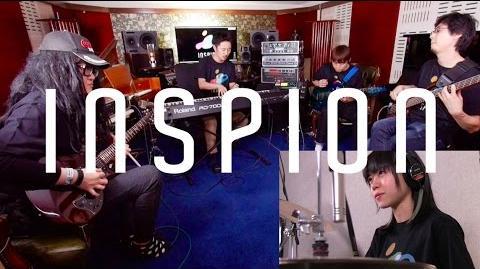 サウンド制作スタジオ「INSPION」テーマ曲(フルバンド ロングバージョン)