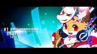 Cytus II TERU FOX - Inari - (Album 再生 Regeneration)