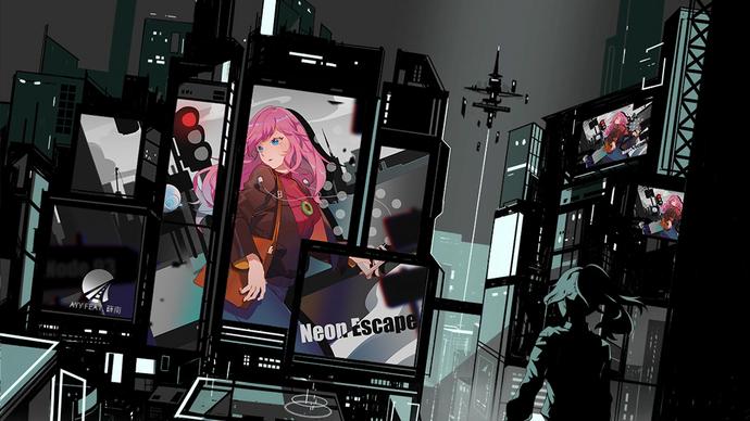 Neon Escape