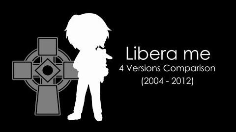 Cranky - Libera me 【4 Versions Comparison】