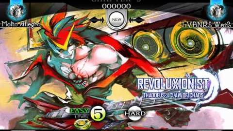Cytus Chapter S - Revoluxionist ( Thaddeus Claw of Chaos )